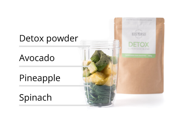 popular product Detox superfood blend
