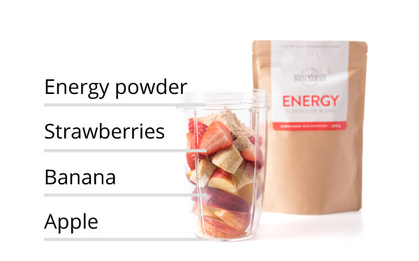 popular product Energy superfood blend