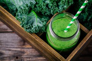 Green smoothie guide - Boost Yourself