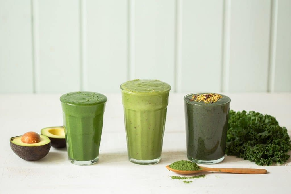 Boost Yourself Green Detox Smoothie
