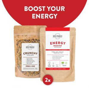 Boost Your Energy with Superfoods Blend