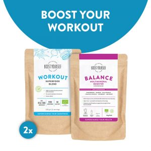 Boost Your Workout with Superfoods Combo