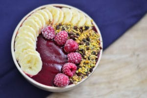 Boost Yourself superfood smoothie