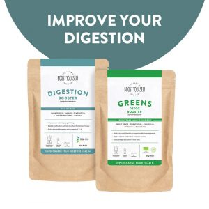 Improve your Digestion with Superfoods Combo