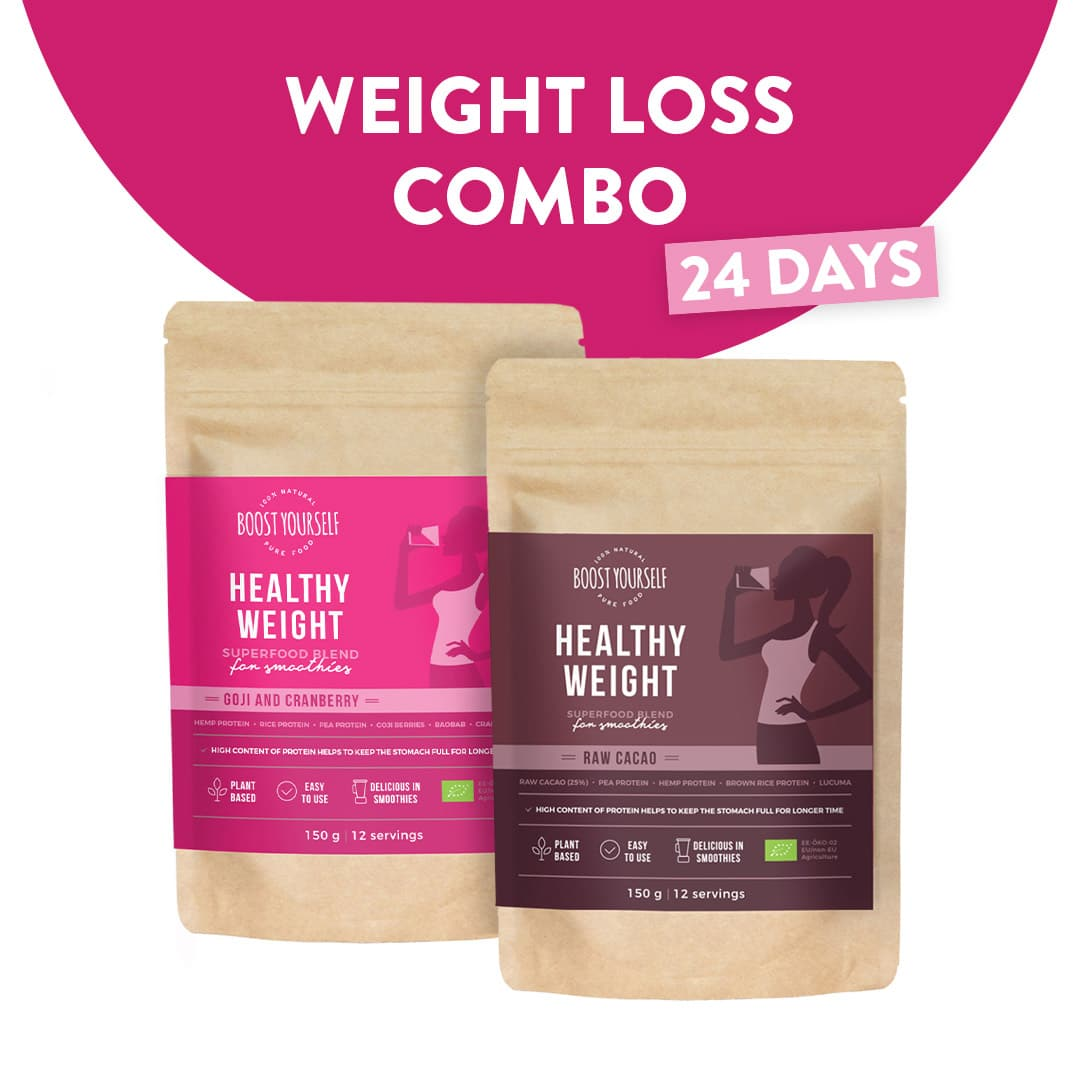Weight Loss With Superfoods Combo for 24 Days